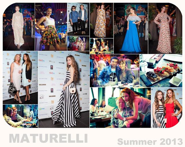 Events: Показ коллекции MATURELLI весна-лето 2013