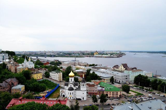 Путешествия: Нижний Новгород
