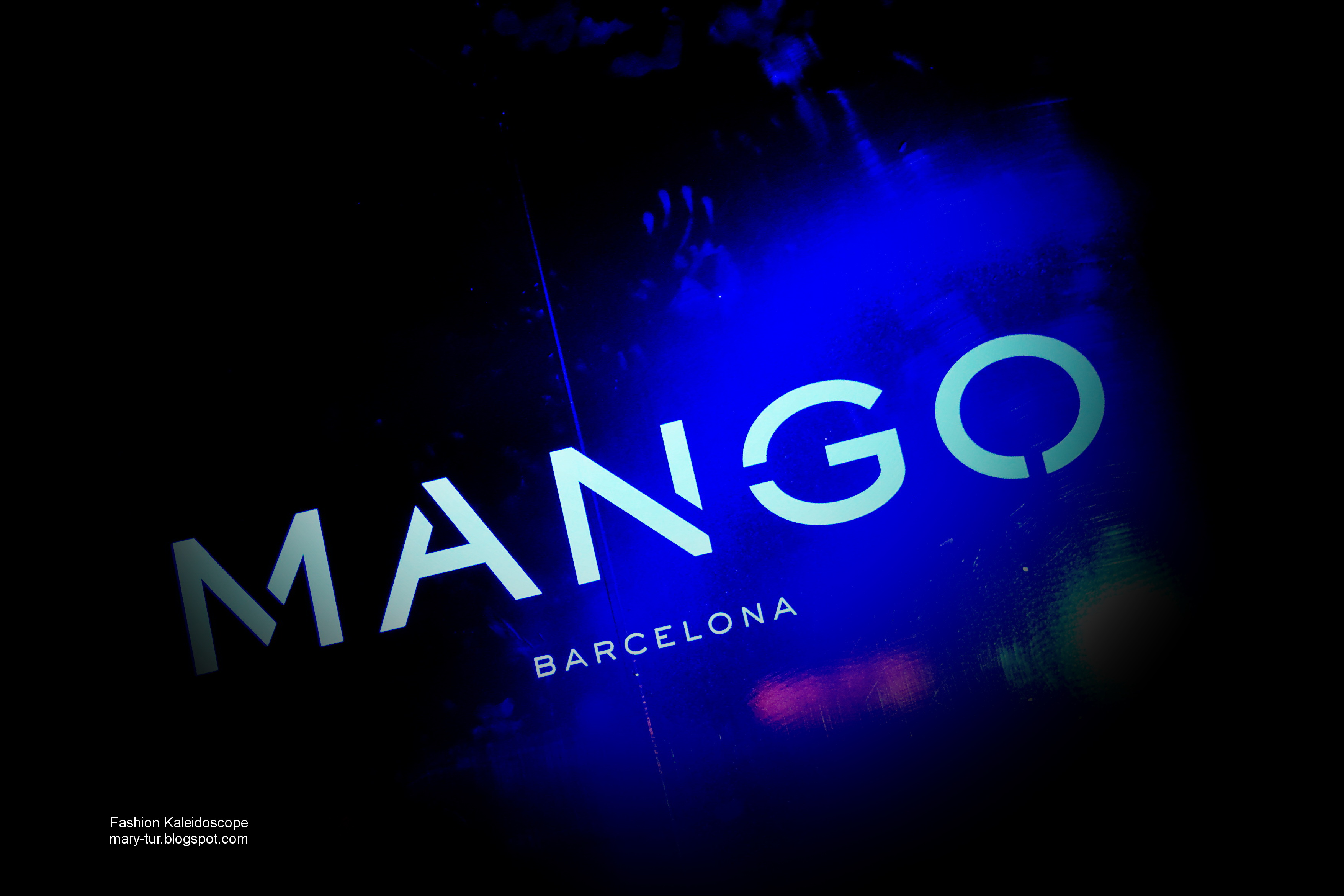Events: Показ Mango в Москве