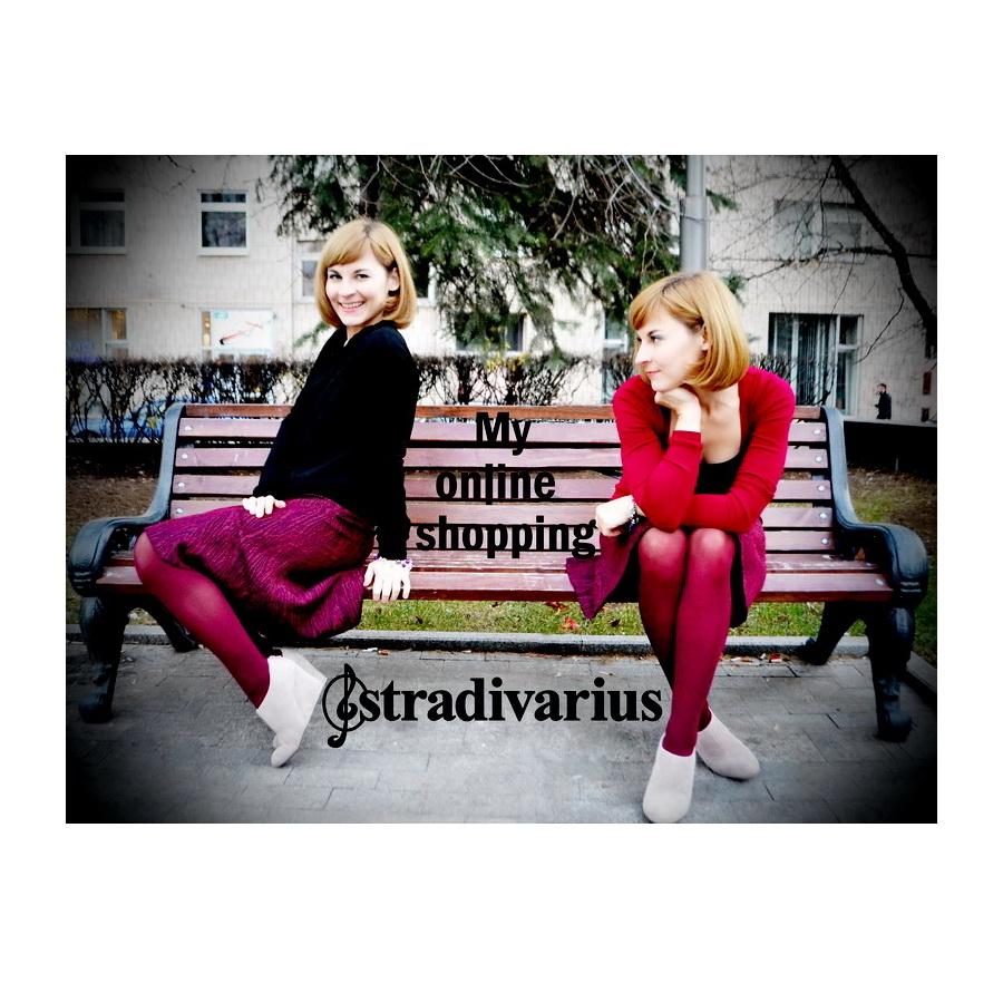 Online shopping: интернет-магазин Stradivarius