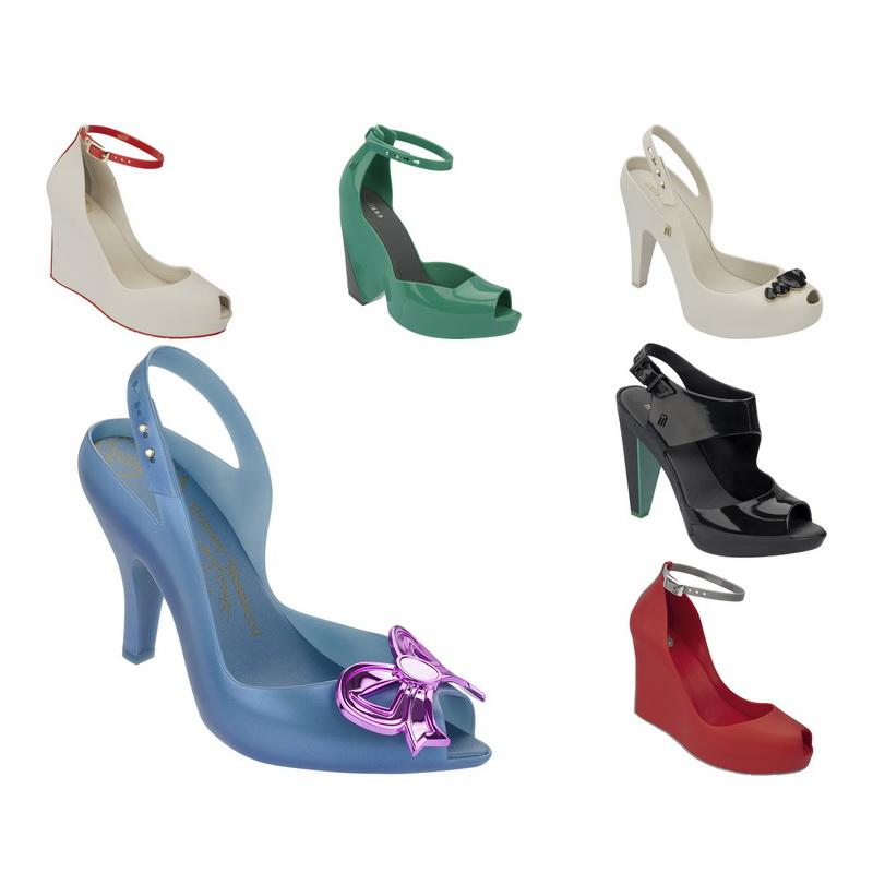 Весна 2014: Новая коллекция обуви Melissa