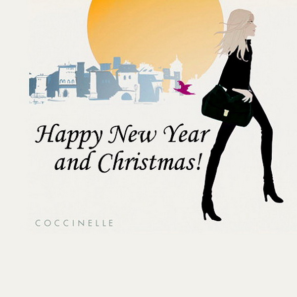 Holiday mood: Рождественские мультфильмы от COCCINELLE