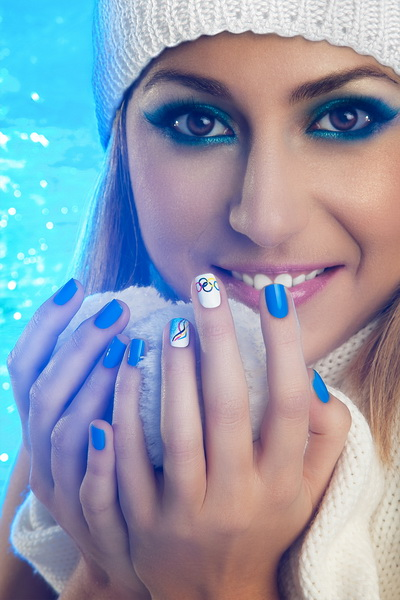 Beauty Trends 2014: Идеи зимнего маникюра от Студии ExpressNails
