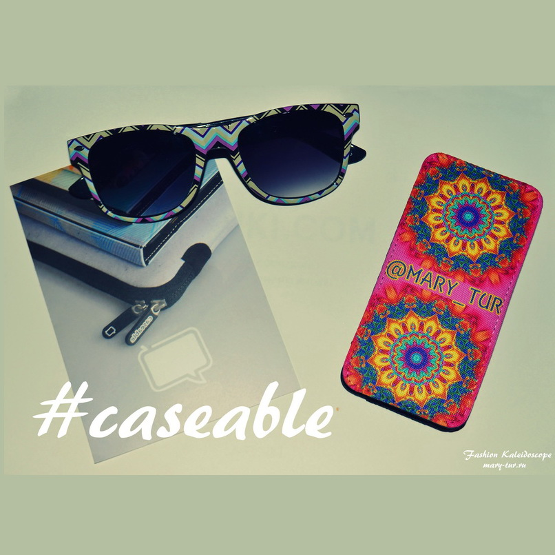 Свобода выбора: Чехол для смартфона собственного дизайна сaseable