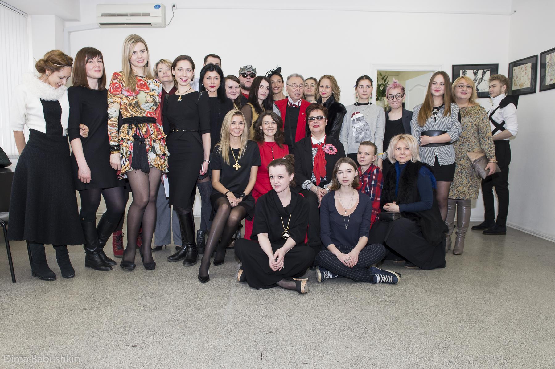 Промежуточные итоги: Зачет в Лаборатории Моды Вячеслава Зайцев
