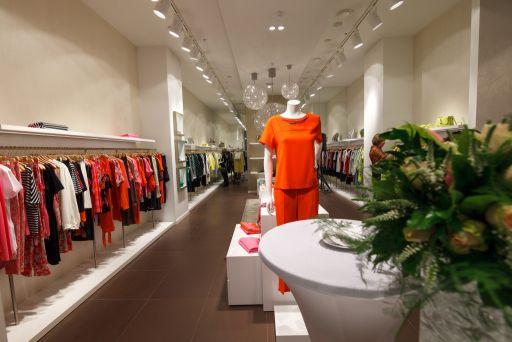 Shopping guide: Открытие новых магазинов Marc Cain и Triumph в Москве