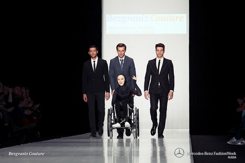 Mercedes Benz Fashion Week Russia: Показ Bezgraniz Couture