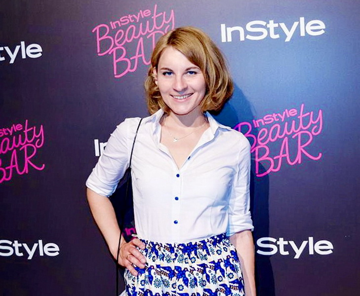 Events: InStyle Beauty Bar 2014