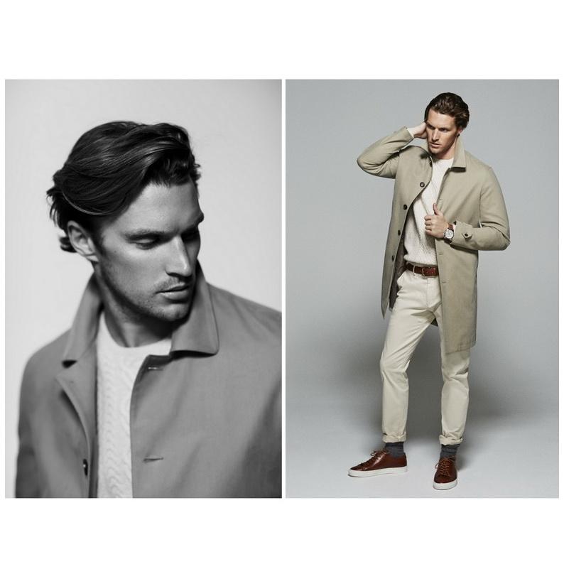 Для идеальных мужчин: Новая коллекция Massimo Dutti