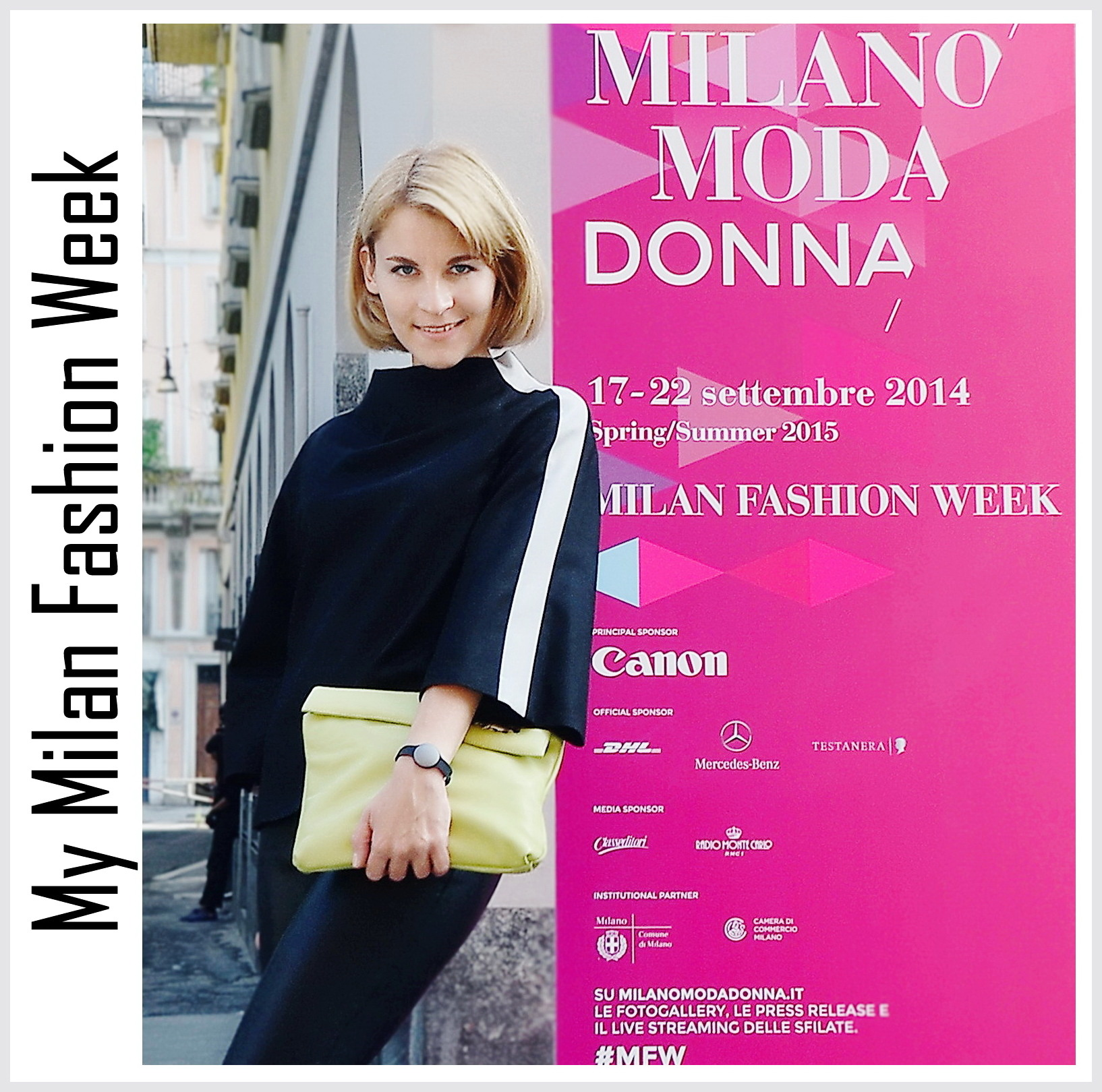 My Milan Fashion Week