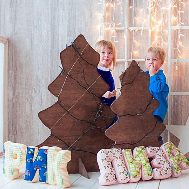 Новый год и Рождество 2015 c Мастерской детской одежды и аксессуаров
