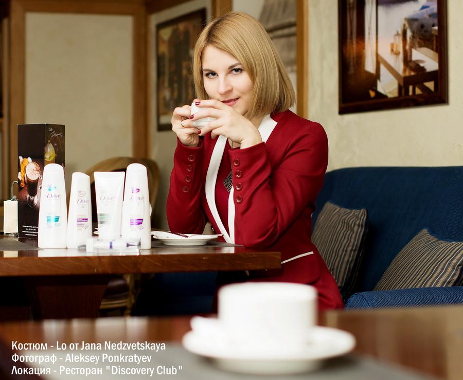 В тестовом режиме: испытание средств для волос от марки Dove