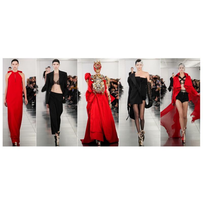 """Имоипятькопеек"": John Galliano для Maison Margiela, Весна 2015 Couture"