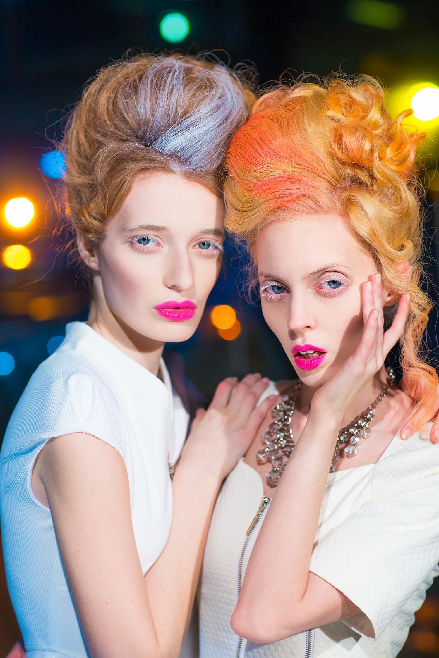 Fashion inspiration: модная съемка Lo