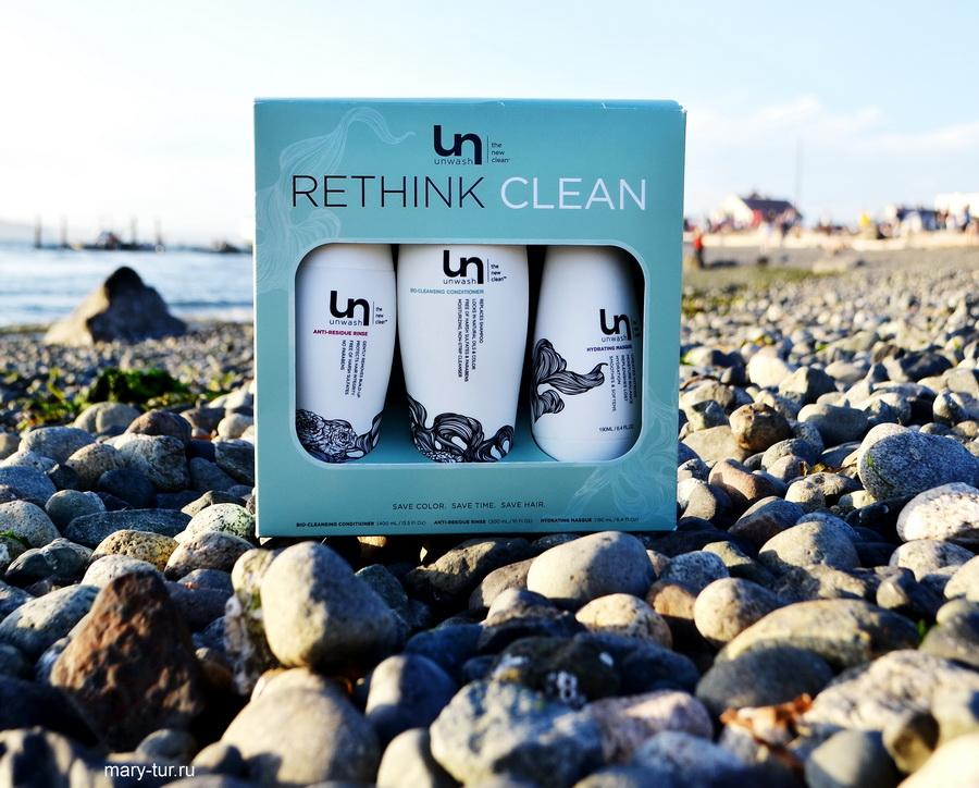 Тест: три продукта для волос от марки Unwash