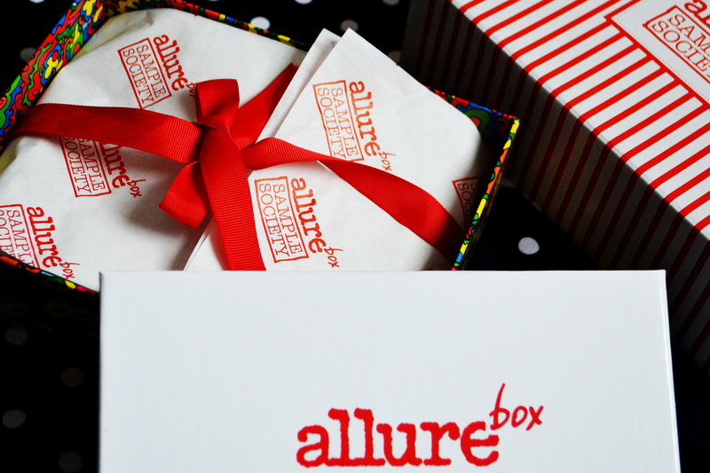 AllureBox, ноябрь 2015