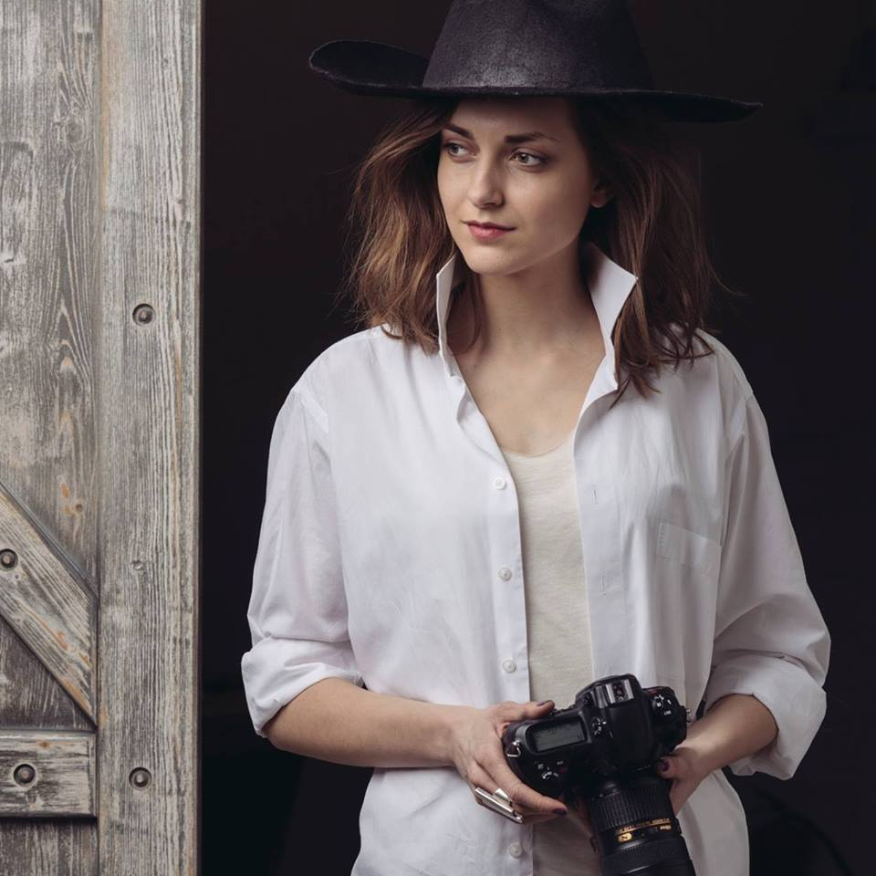 Новый сезон: интервью с Анной Антоновой