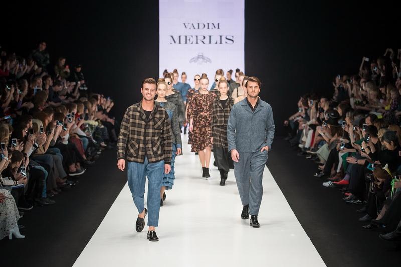 MBFWRussia: Vadim Merlis, осень-зима 2016-2017