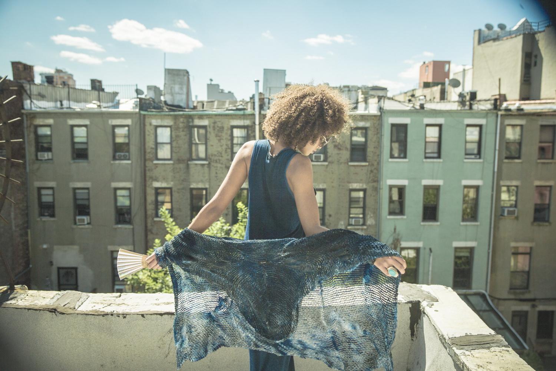 Harlem Story: джаз и романтика в рекламной кампанииAVANT TOI