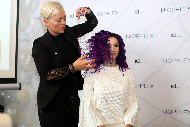 Презентация системы для восстановления волос - NIOPHLEX