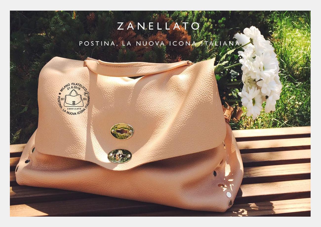 Fashion news: легендарная сумка Postina® от Zanellato отпраздновала пялитетие