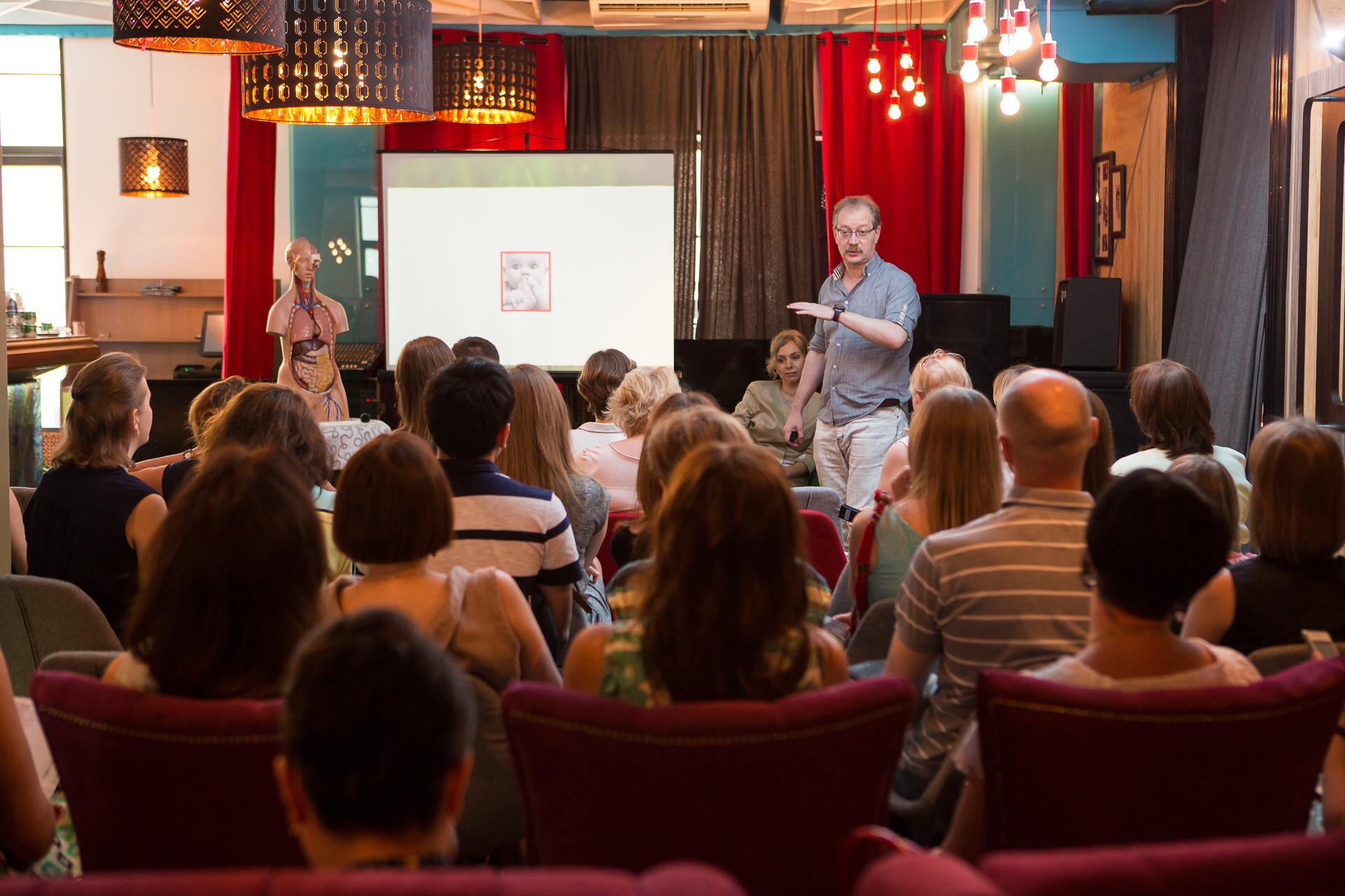 В здоровом теле - здоровый дух: ток-шоу компании Danone о связи эмоционального интеллекта с кишечной микробиотой