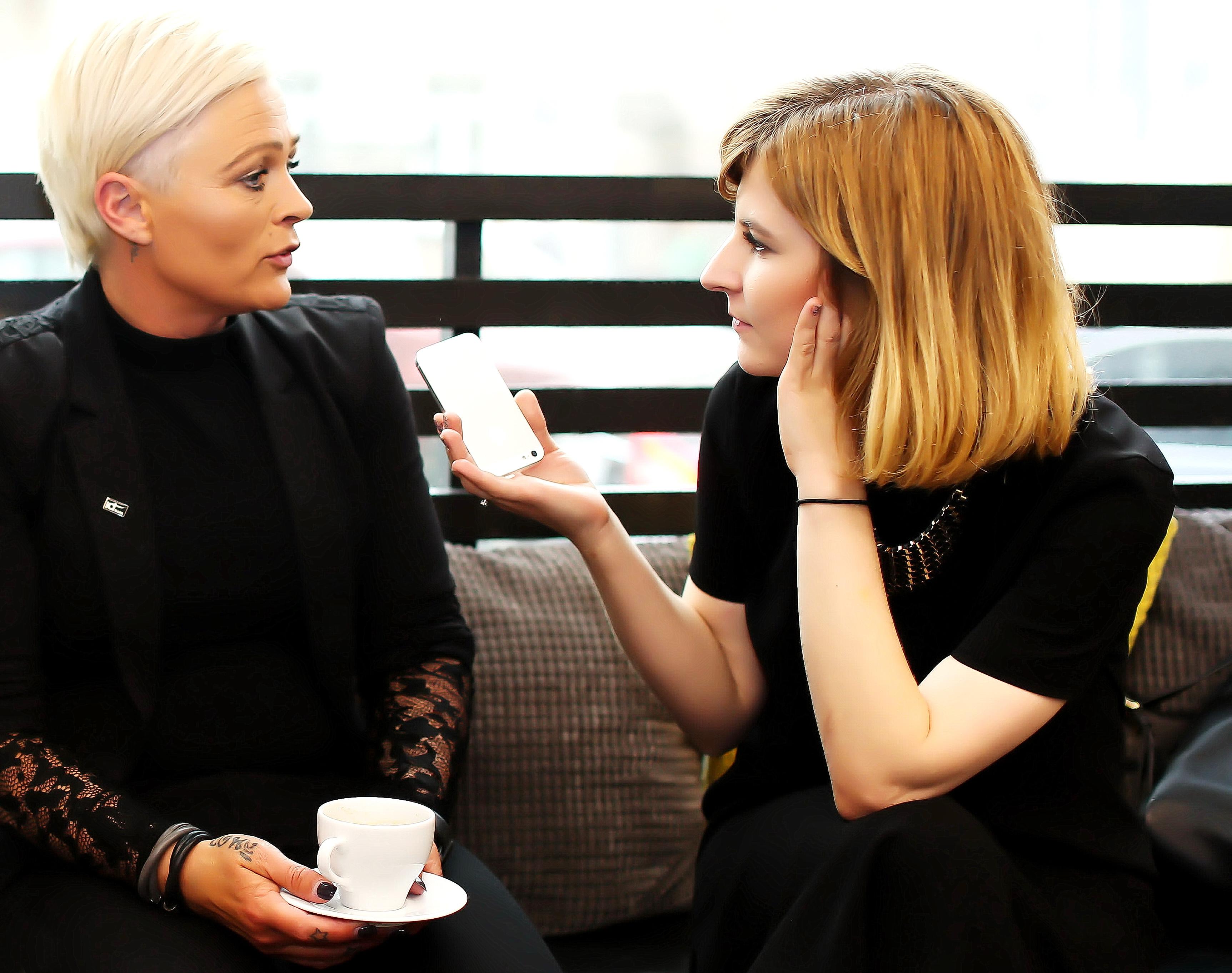 Интервью с Линдой Квебек Медсен, креативным директором IdHAIR