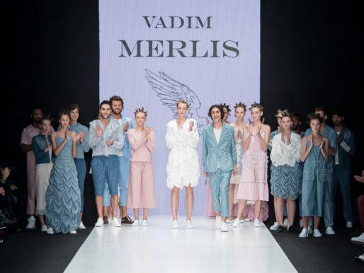 """MBFWRussia: Vadim Merlis """"Сны на яву"""", Весна-Лето 2017"""