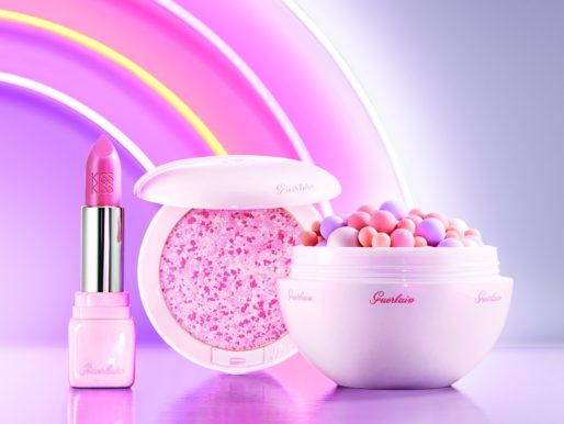 "Beauty news: лимитированная весенняя коллекция ""Rosy Glow"" от GUERLAIN"