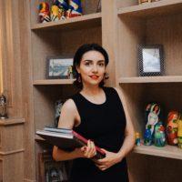 Интервью с Анной Мелкумян о чтении и о любимых книгах