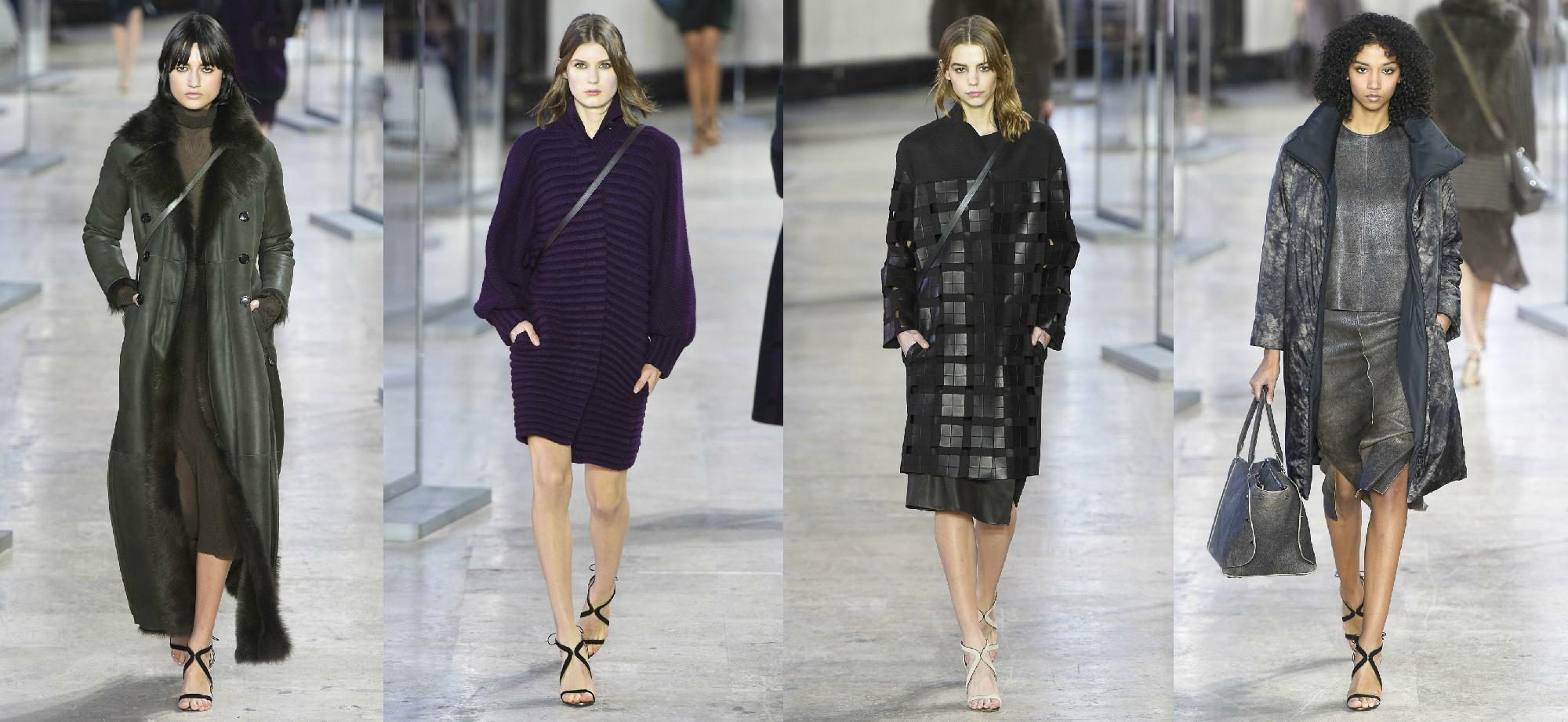 Akris Осень-Зима 2017 Модные тенденции