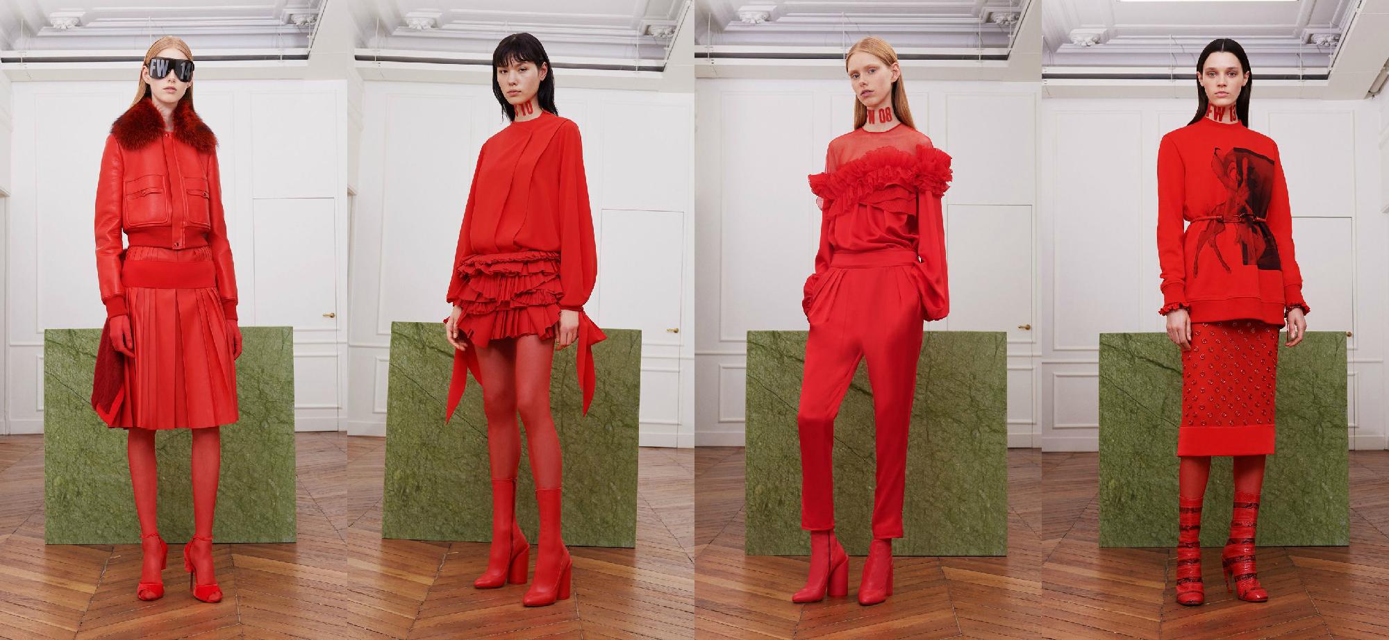 Givenchy Осень-Зима 2017 Модные тенденции