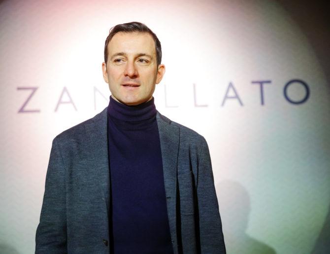 Интервью с Франко Дзанеллато, креативным директором и владельцем итальянского бренда Zanellato