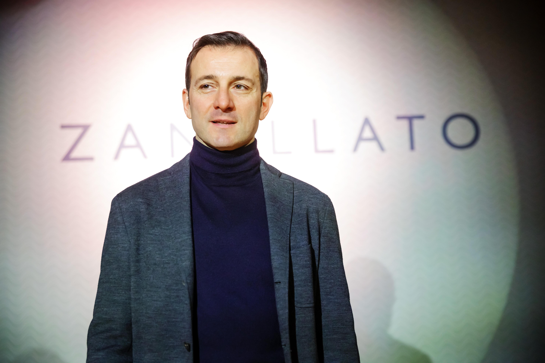 Франко Дзанеллато, владелец итальянского бренда ZANELLATO