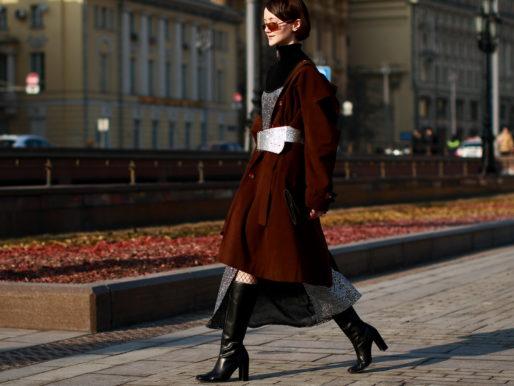 Московские хроники streetstyle с недели моды MBFWRussia, сезон Осень-Зима 2017/2018
