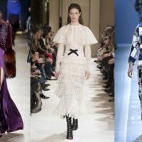 Модные тенденции: самые запоминающиеся образы с недели моды в Париже, сезон Осень-Зима 2017