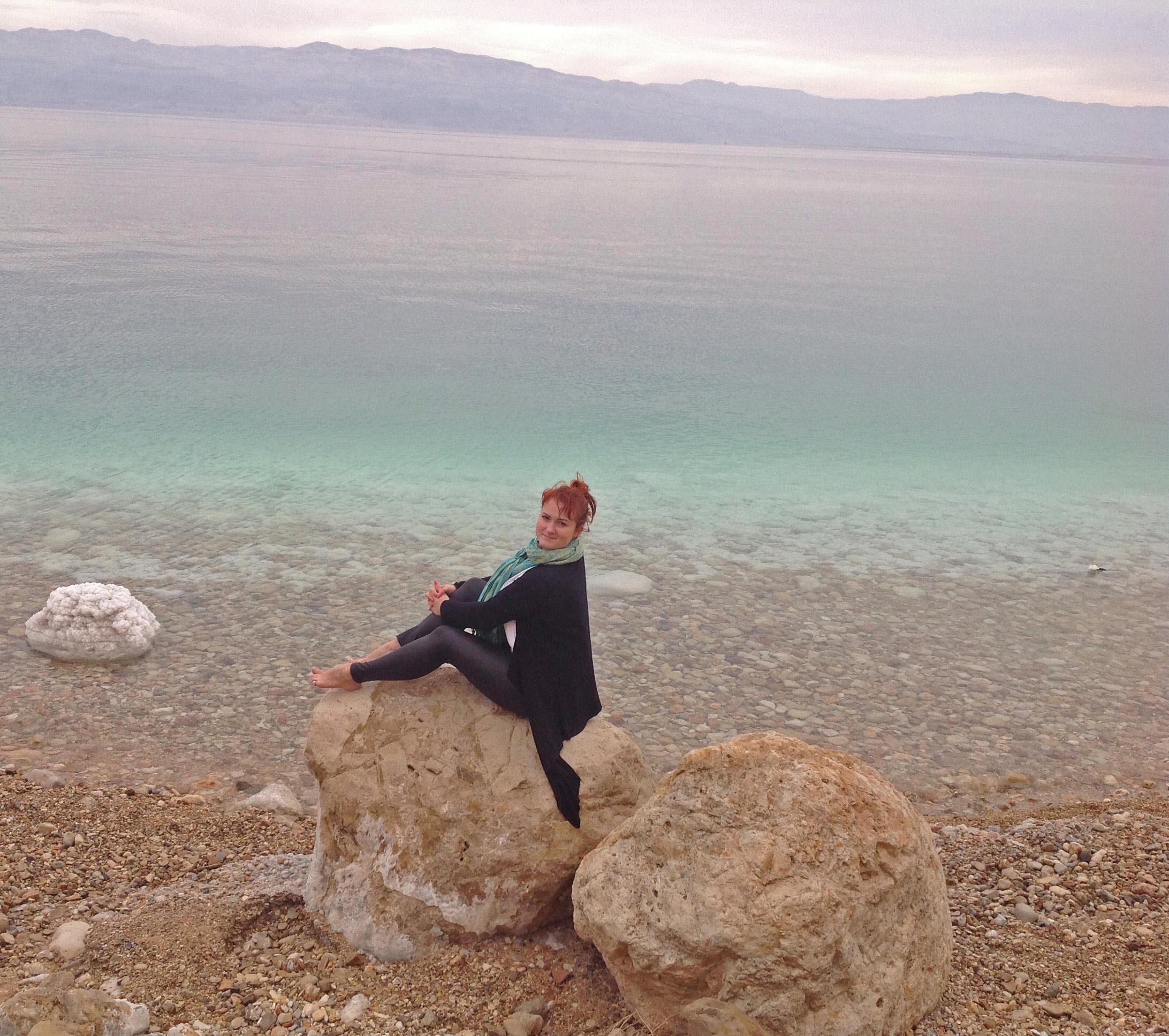 Евгения Пудикова. Мертвое море