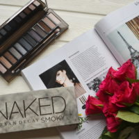 Объект желания: палетка теней Urban Decay Naked Smoky