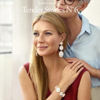 Нежные чувства: Гвинет Пэлтроу в рекламной кампании TOUS