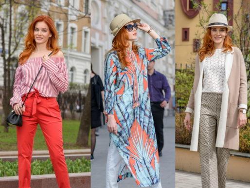 10 образов от стилиста для московского лета