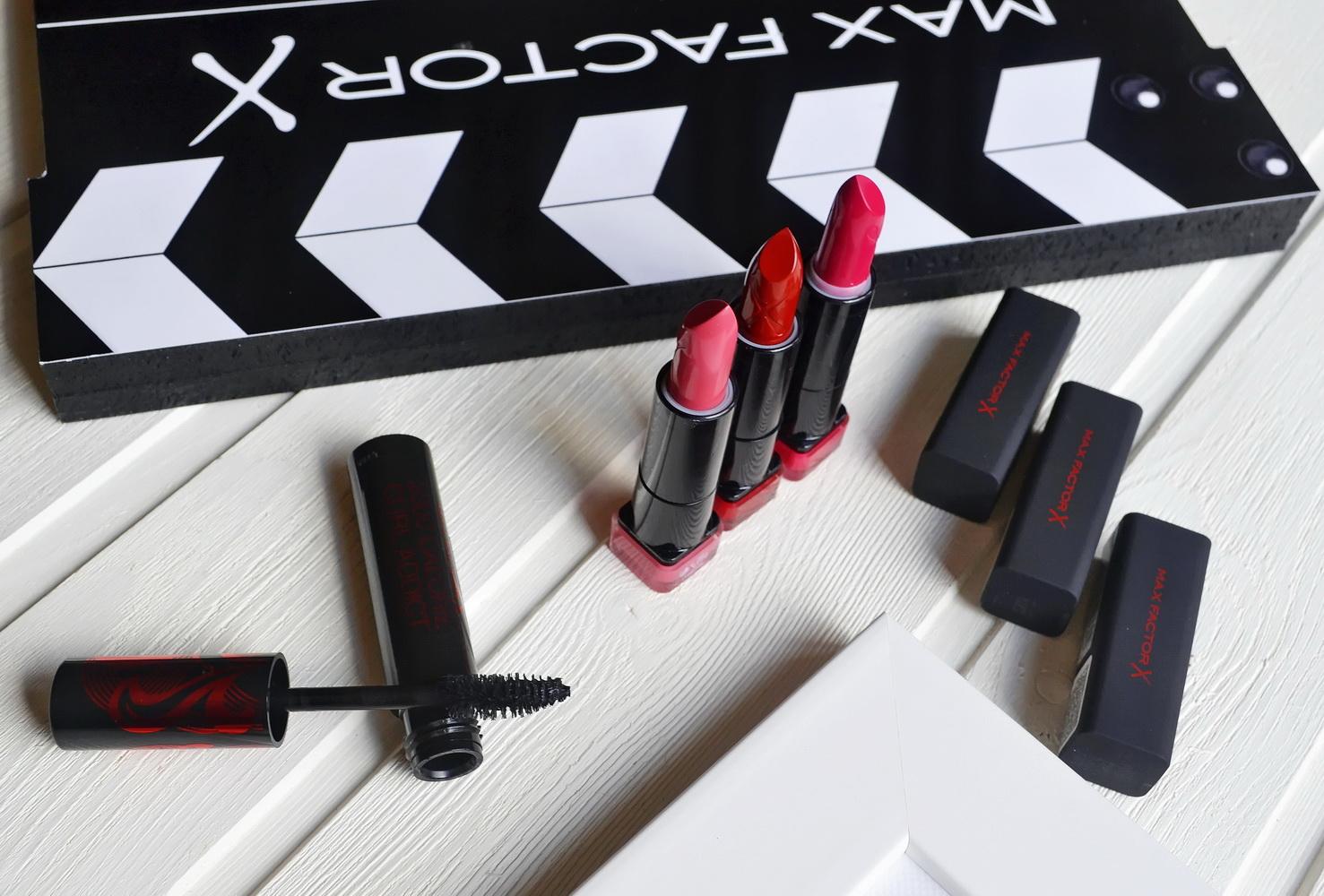 Max Factor на кинотавре 2017: звездный макияж с бестселлерами бренда - тушью 2000 Calorie Сurl Addict и коллекцией помад Velvet Маttеs
