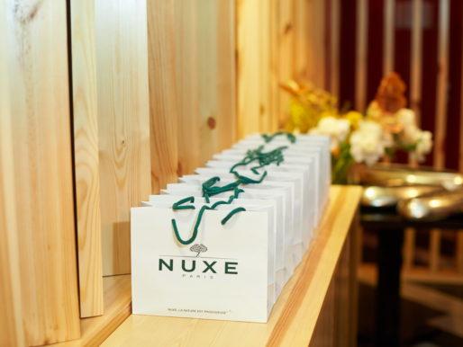 Подготовка к лету: японская вечеринка NUXE