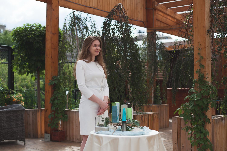 Презентация новой коллекции израильской косметической марки AHAVA - Mineral Radiance Skin Care