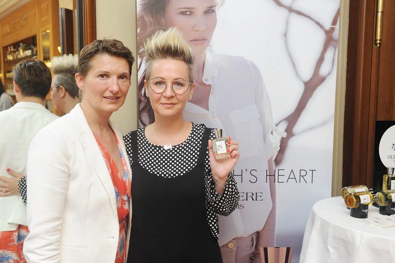 Создательница бренда нишевой парфюмерии Olibere Parfums - Маржори Олибер представила новый аромат в Москве