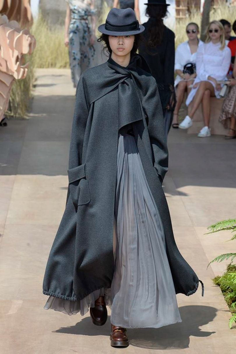 Christian Dior. Couture in Paris: Осень-Зима 2017