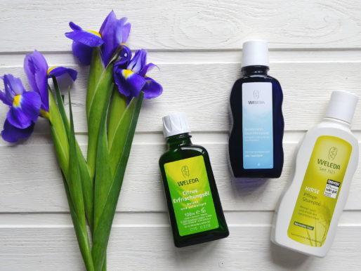 Beauty: три освежающих летних продукта от Weleda