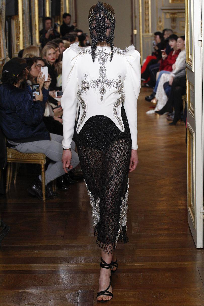 Francesco Scognamiglio. Couture in Paris: Осень-Зима 2017