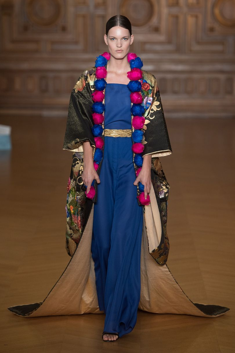 Yumi Katsura. Couture in Paris: Осень-Зима 2017