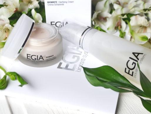 Смена сезона: два косметических продукта для осени от EGIA biocare system