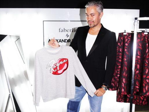 Коллаборация: Faberlic и Александр Рогов запускают капсульную коллекцию женской одежды и аксессуаров